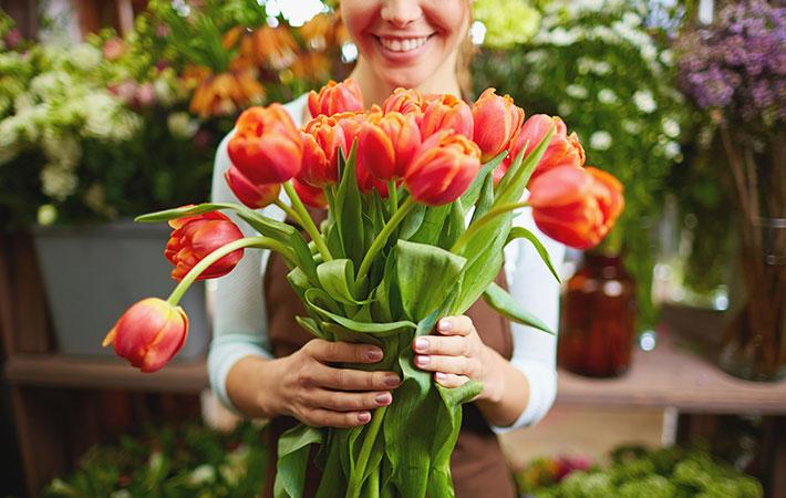 Как открыть интернет-магазин цветов