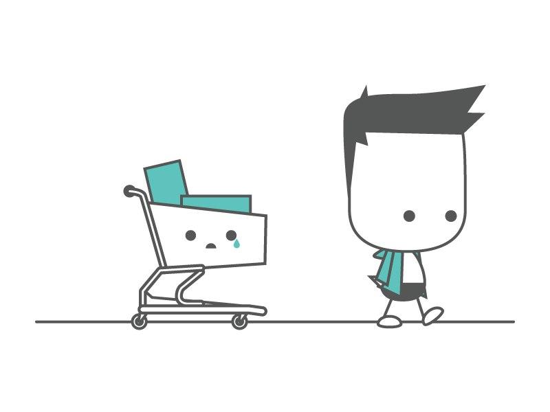 Как увеличить конверсию интернет-магазина брошенные корзины