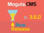Релиз Moguta.CMS 3.6.0