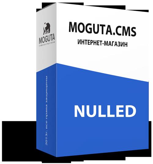 Moguta CMS Nulled