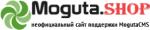 Логотип вебстудии MogutaSHOP