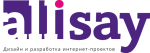 Логотип вебстудии Александр