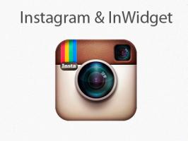 Instagram - InWidget