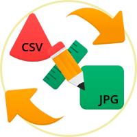 Подготовка изображений к импорту из CSV