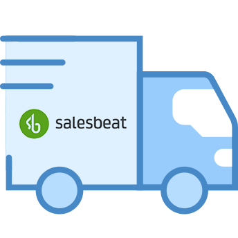 Salesbeat  интеграция служб доставки