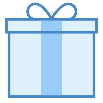 Подарок при заказе